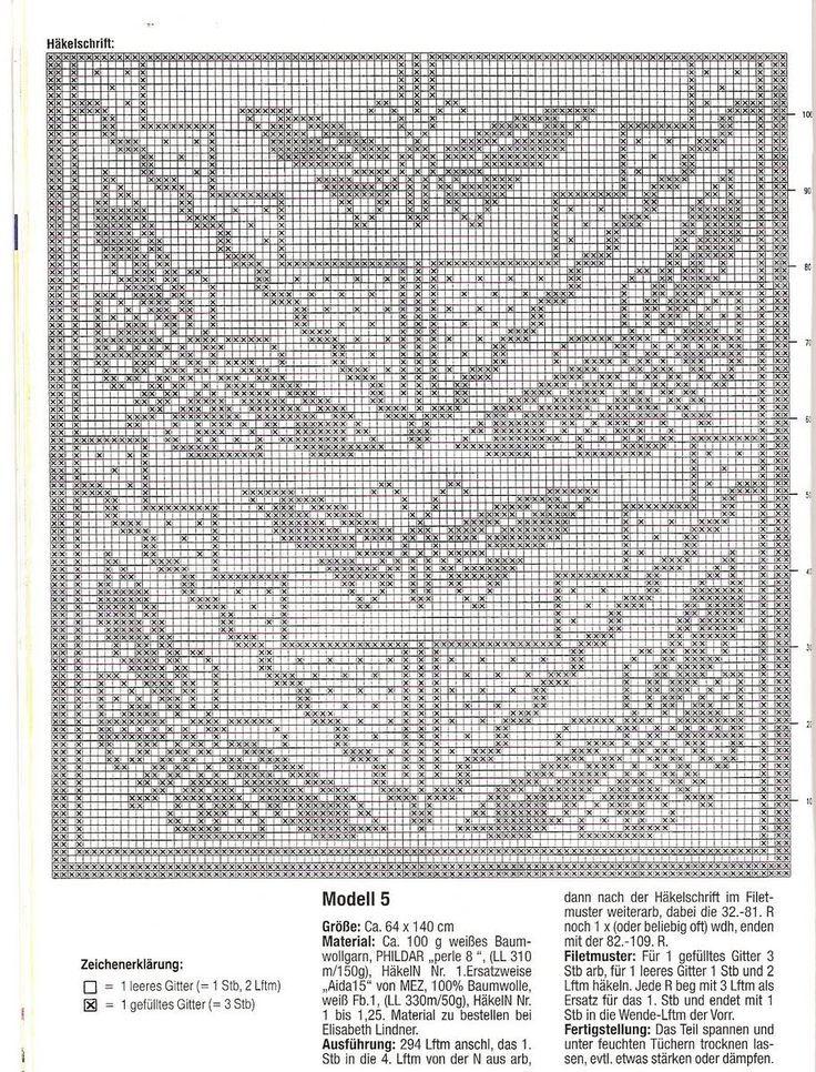Szydekomania Filet Pinterest Crochet