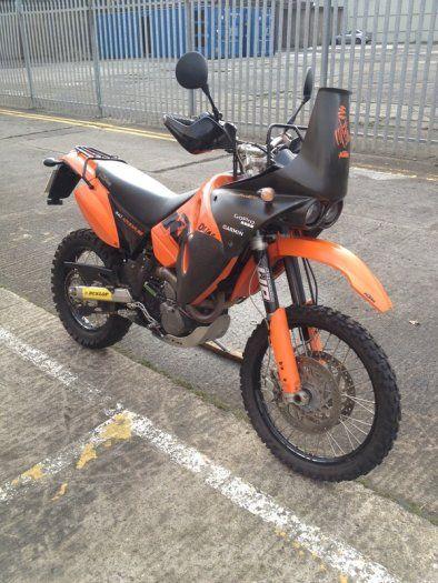 Ktm 640 Adv Ktm Ktm For Sale Motorbikes