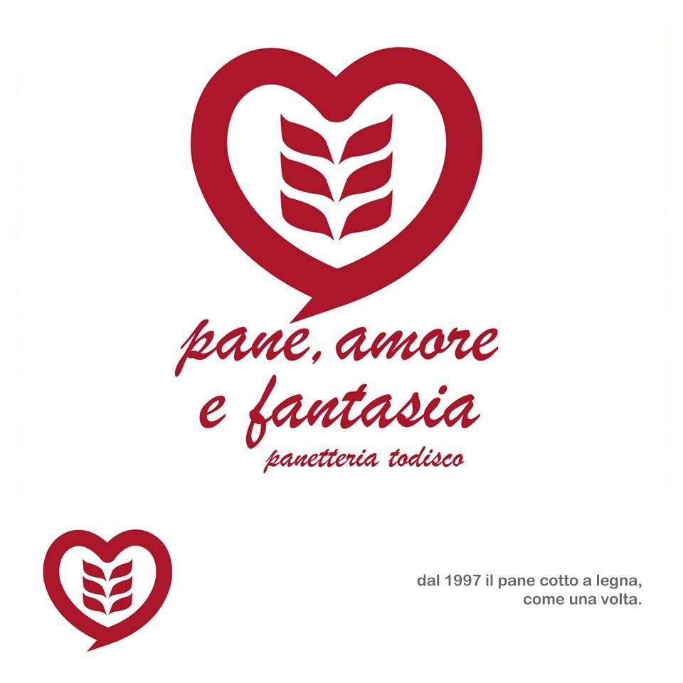 """panetteria Todisco """"pane, amore e fantasia"""
