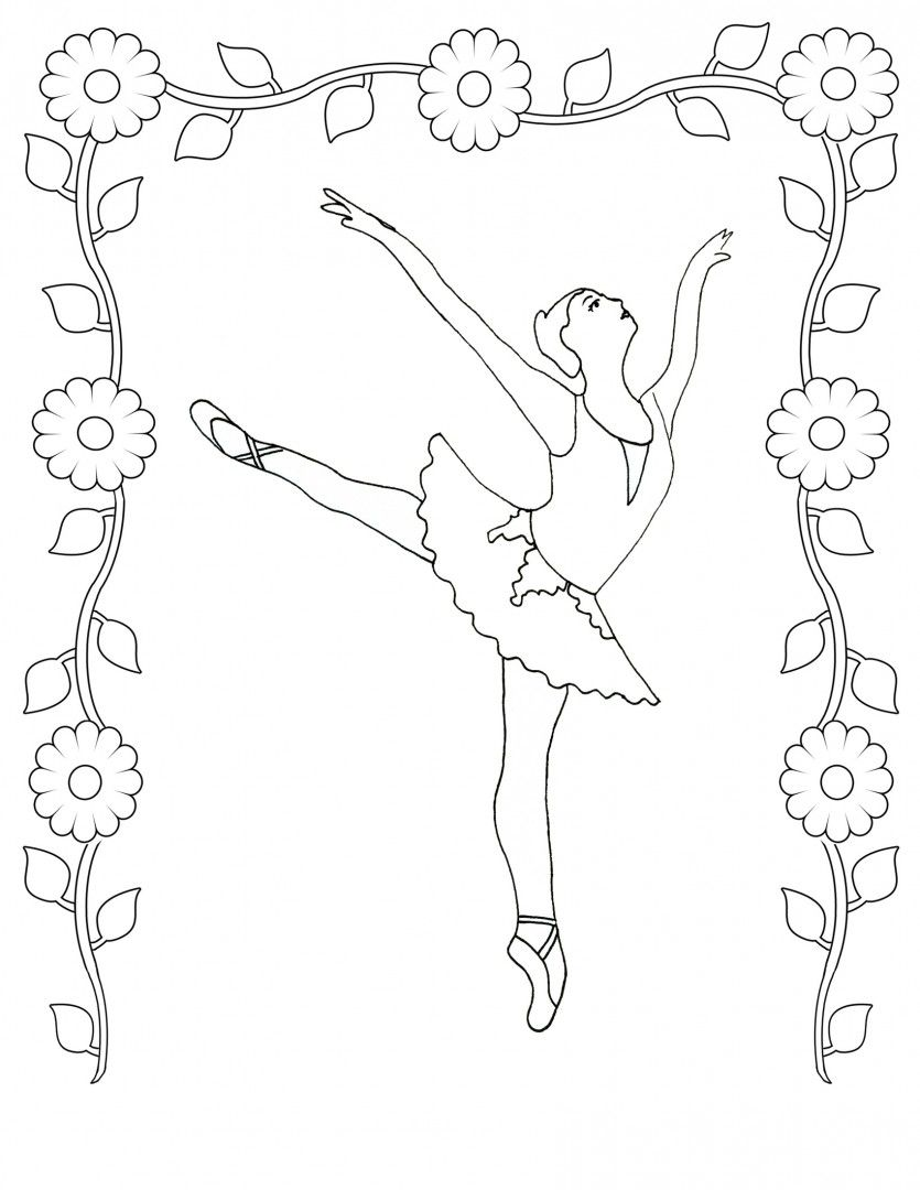 http://colorings.co/jazz-dance-coloring-pages-for-kids/ | Colorings ...
