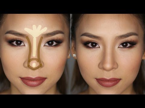 How to contour highlight your nose in less than 5 minutes how to contour highlight your nose in less than 5 minutes youtube ccuart Gallery