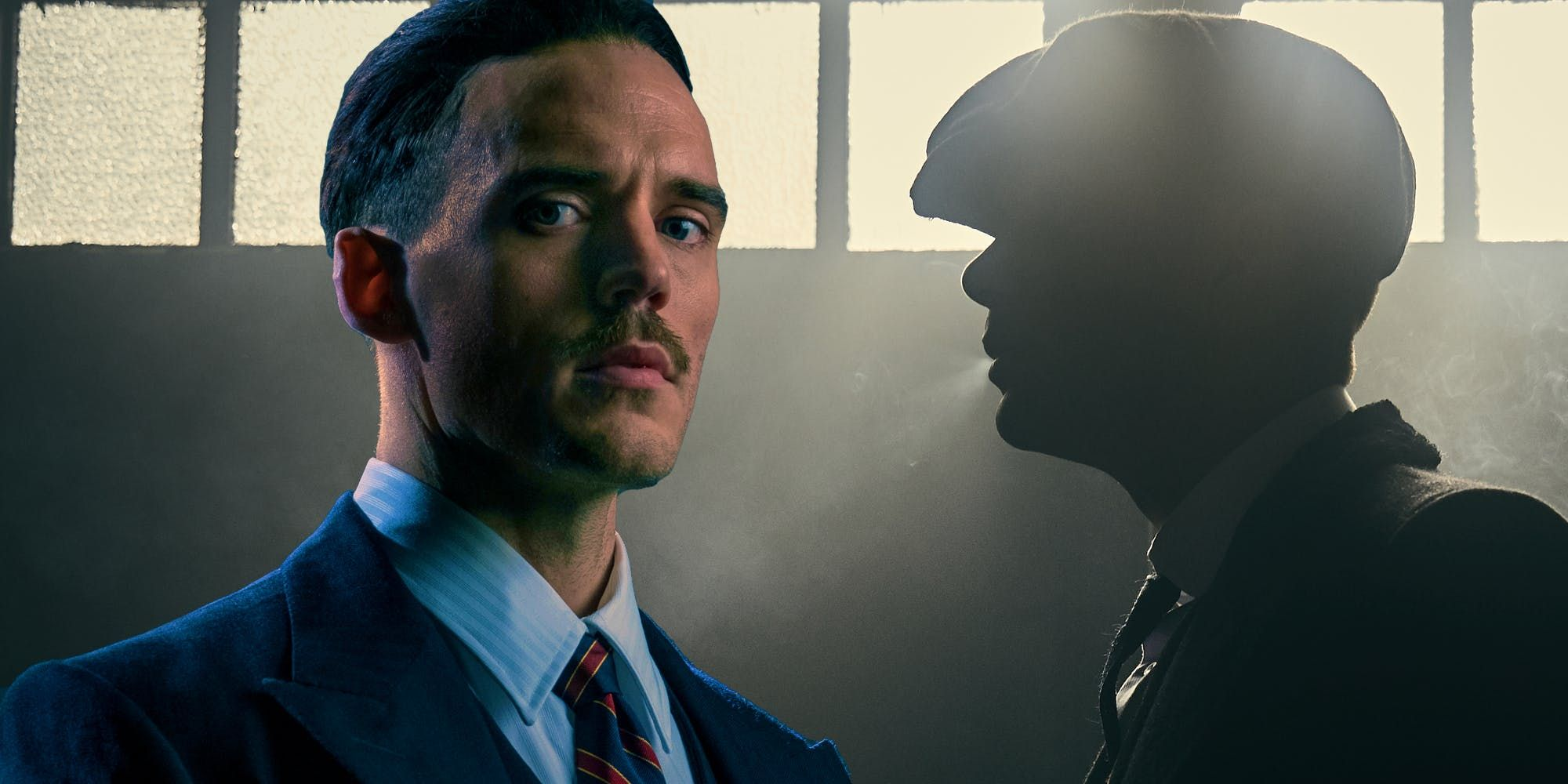 First Look At Sam Claflin In Peaky Blinders Season 5 Peaky