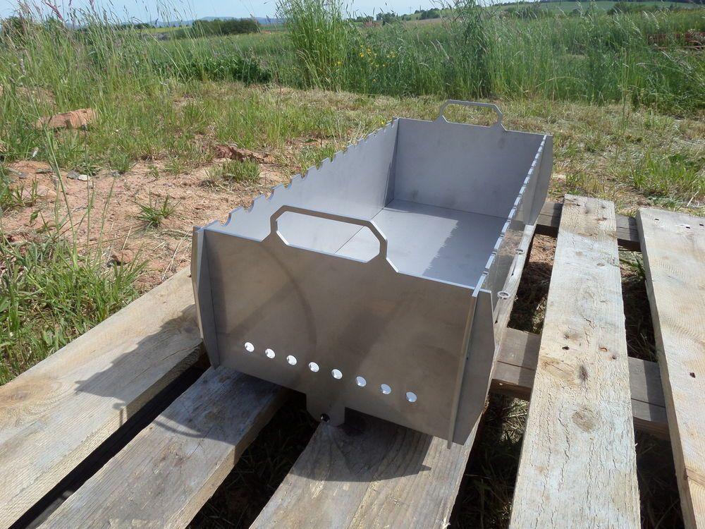 Außenküche Selber Bauen Joint : Details zu schaschlik grill mangal Мангал aus 3 mm edelstahl