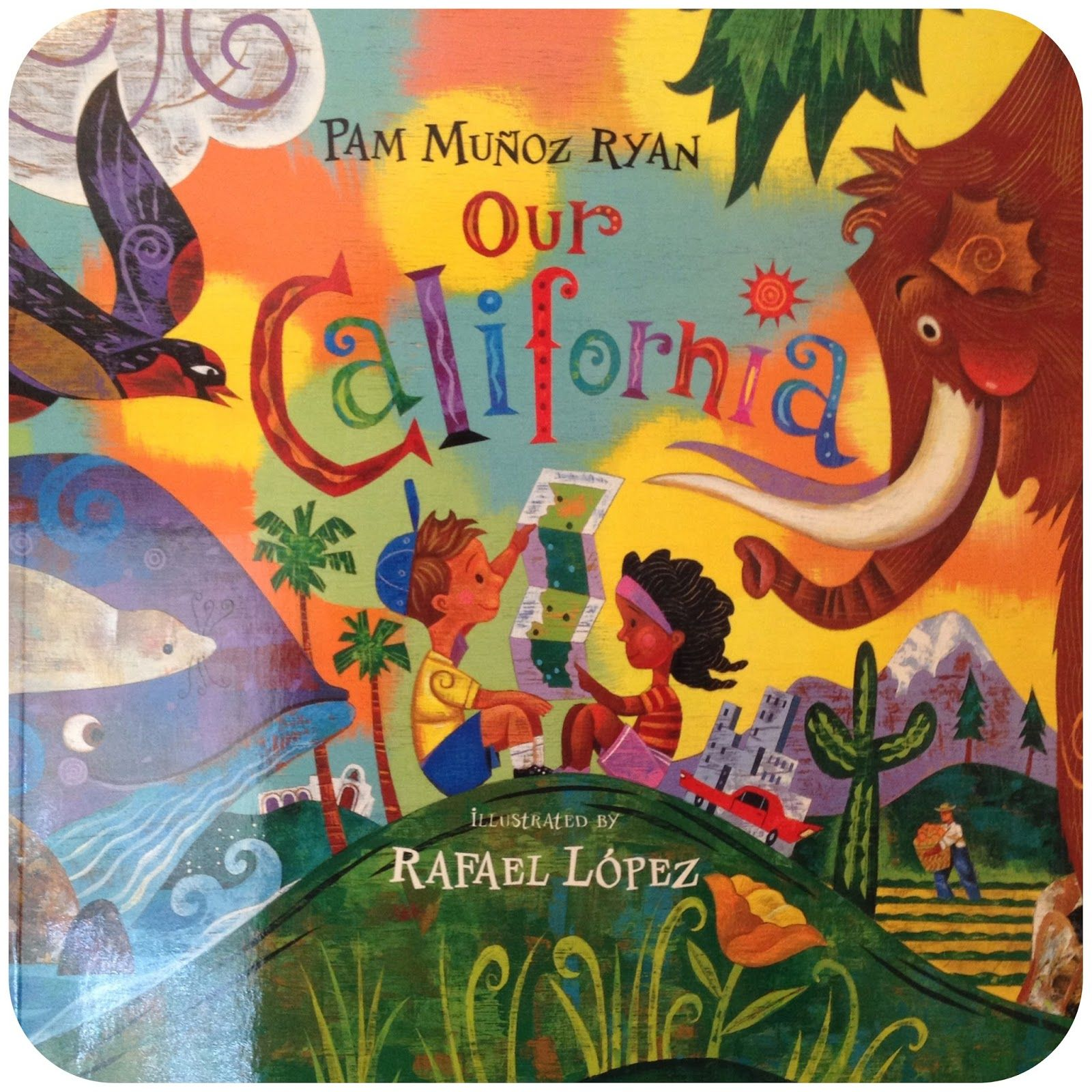 Picture Book Travels Our California