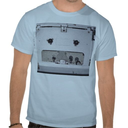1980's Personal Cassette Player Tee Shirts