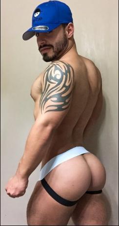 Big ass latina oiled