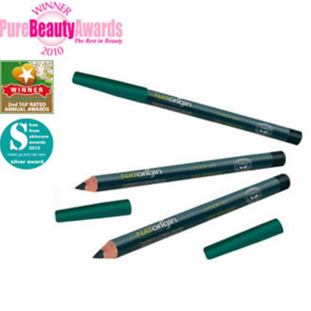 NATOrigin Eyeliner Pencil eyeliner, Paraben free