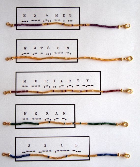 Morse Code Bracelet - Google Search | Bracelet And Jewelry