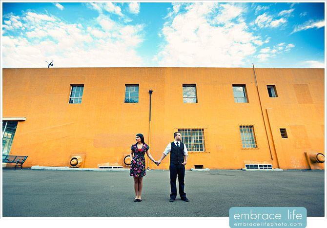 Pasadena Engagement Photographer