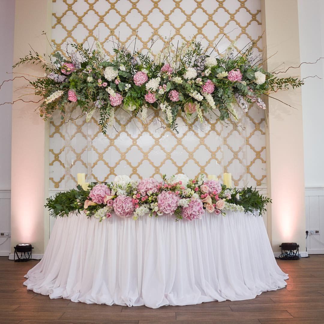 Wedding Altar Groomsmen: Pin By Lenore Madrachimov On Wedding Flowers In 2019