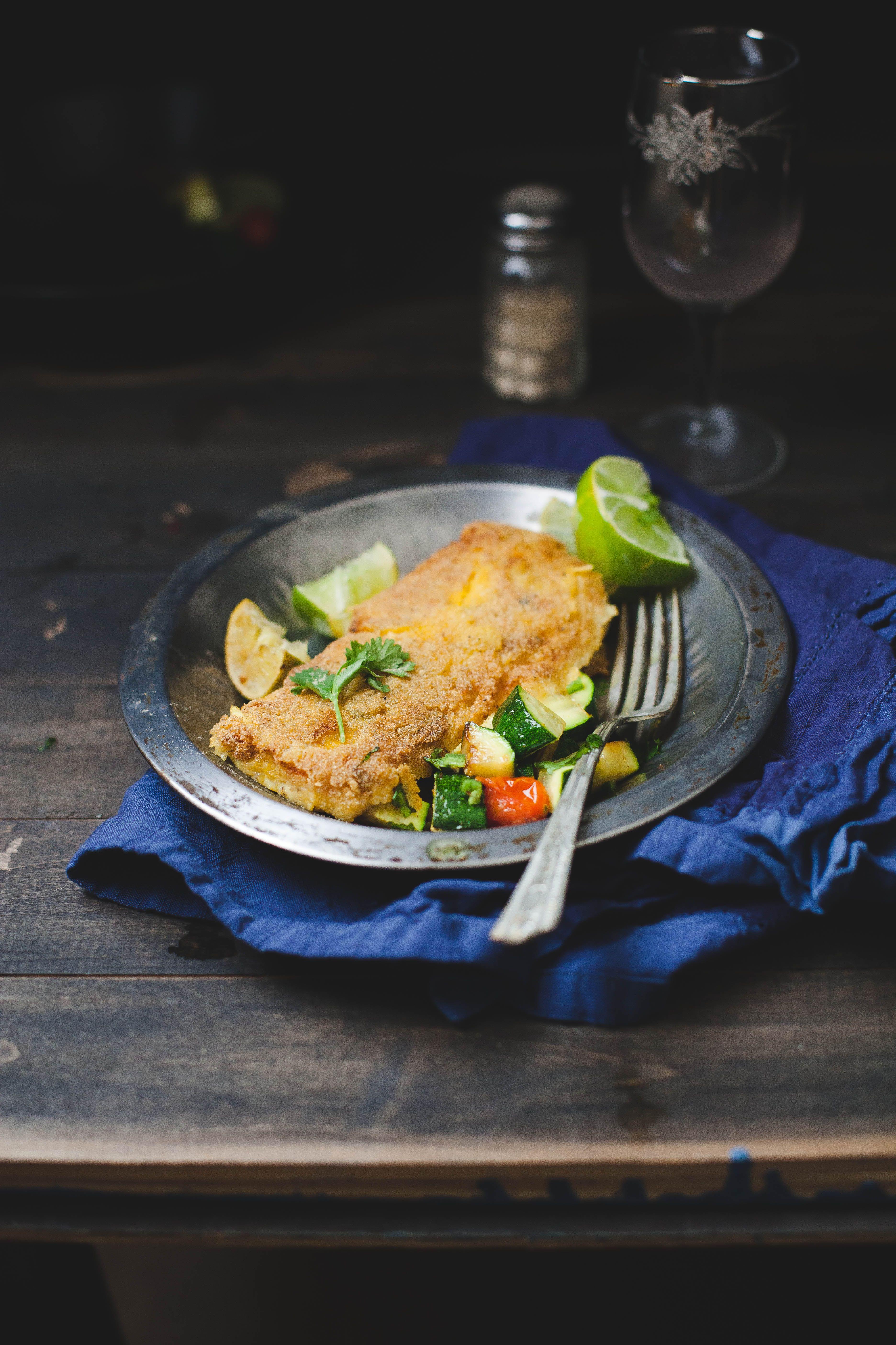 Amritsari Tawa Macchi - Pan Fried Fish
