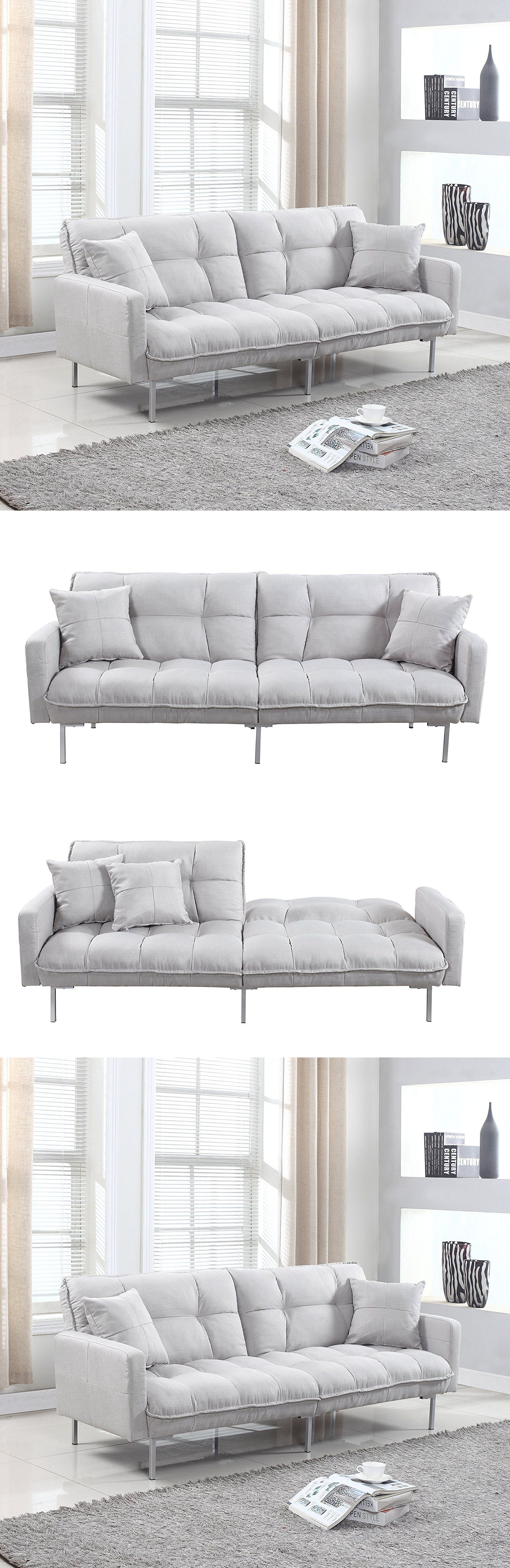 furniture Sofa Couch Bed Sleeper Convertible Living Room