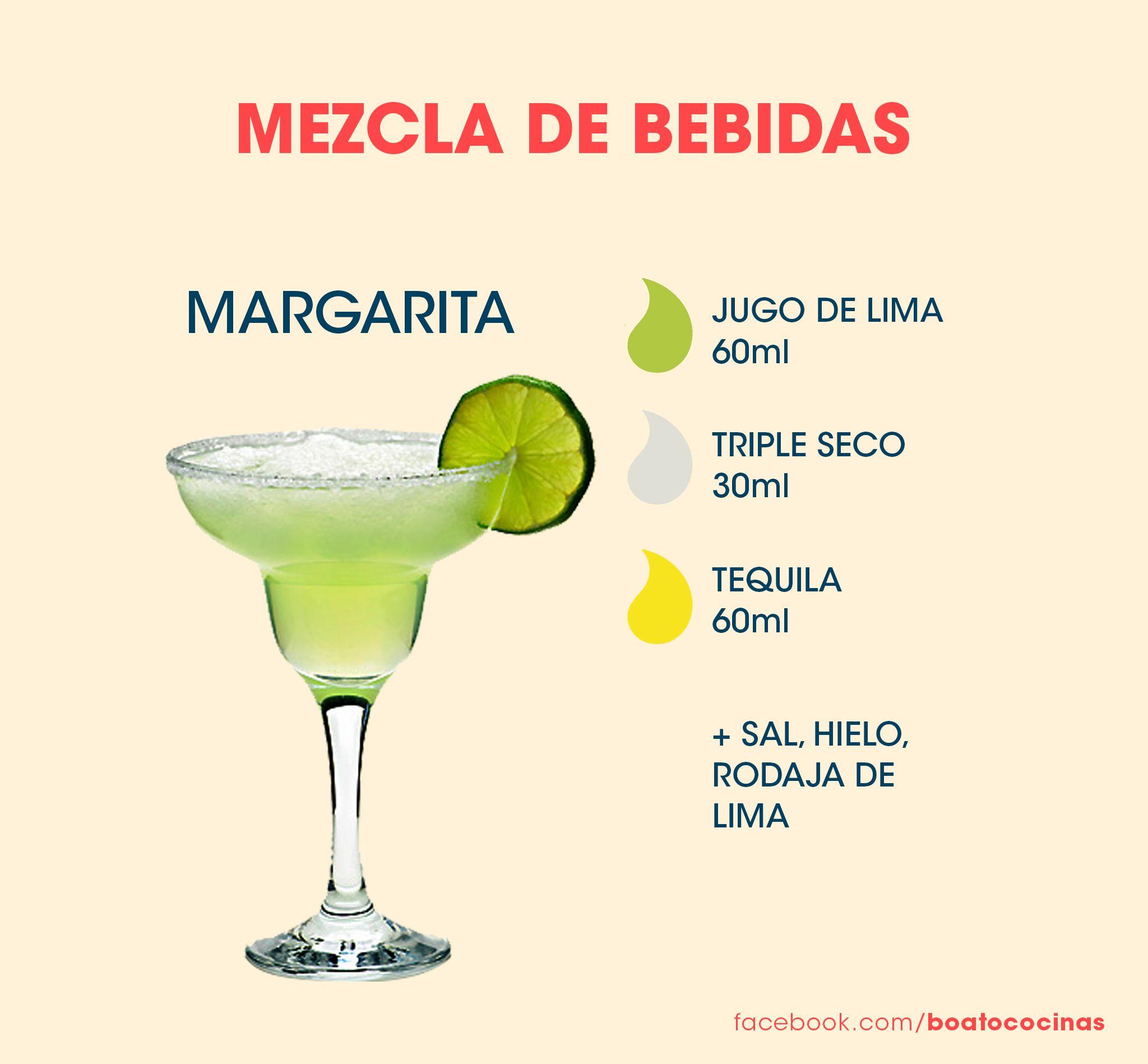 Calidad superior nueva llegada varios estilos Receta para una Margarita. | Jugos y Bebidas | Margaritas ...