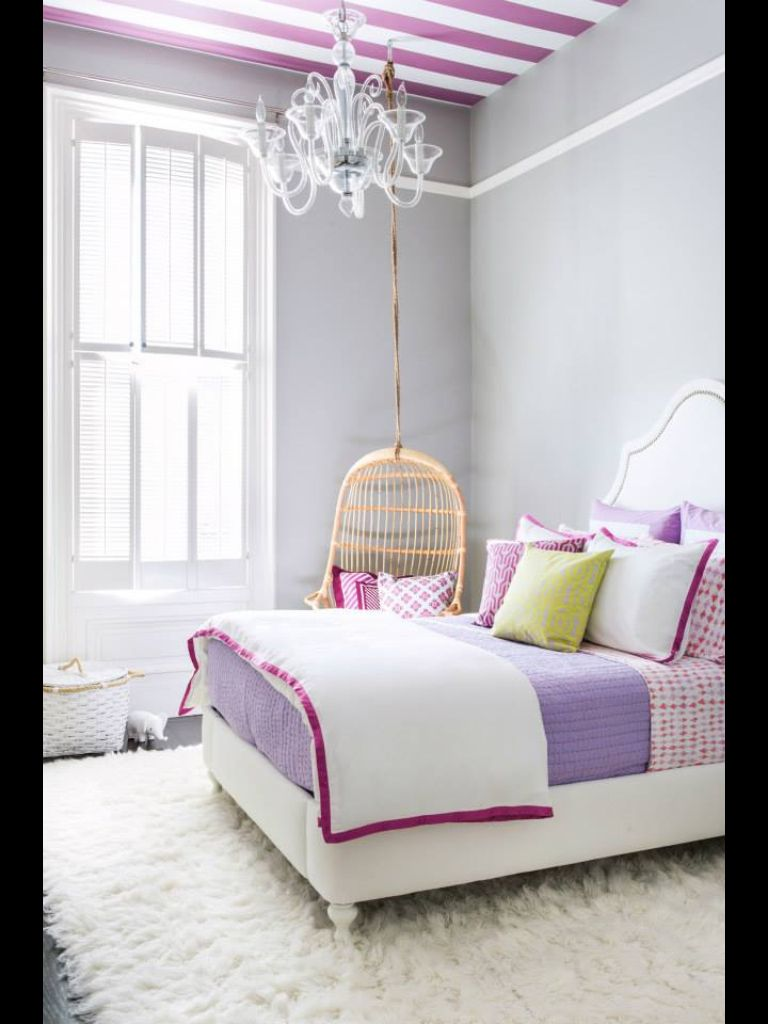 Clara S Big Girl Room Girl S Room Pinterest Ideas Para  # Muebles Viu Recamaras