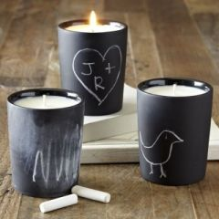 Design your Candles for favors or table settings