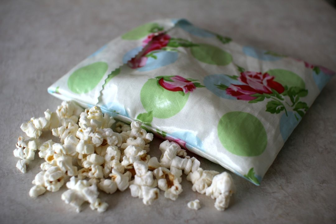 Video tutorial - How to make reusable sandwich & snack baggies