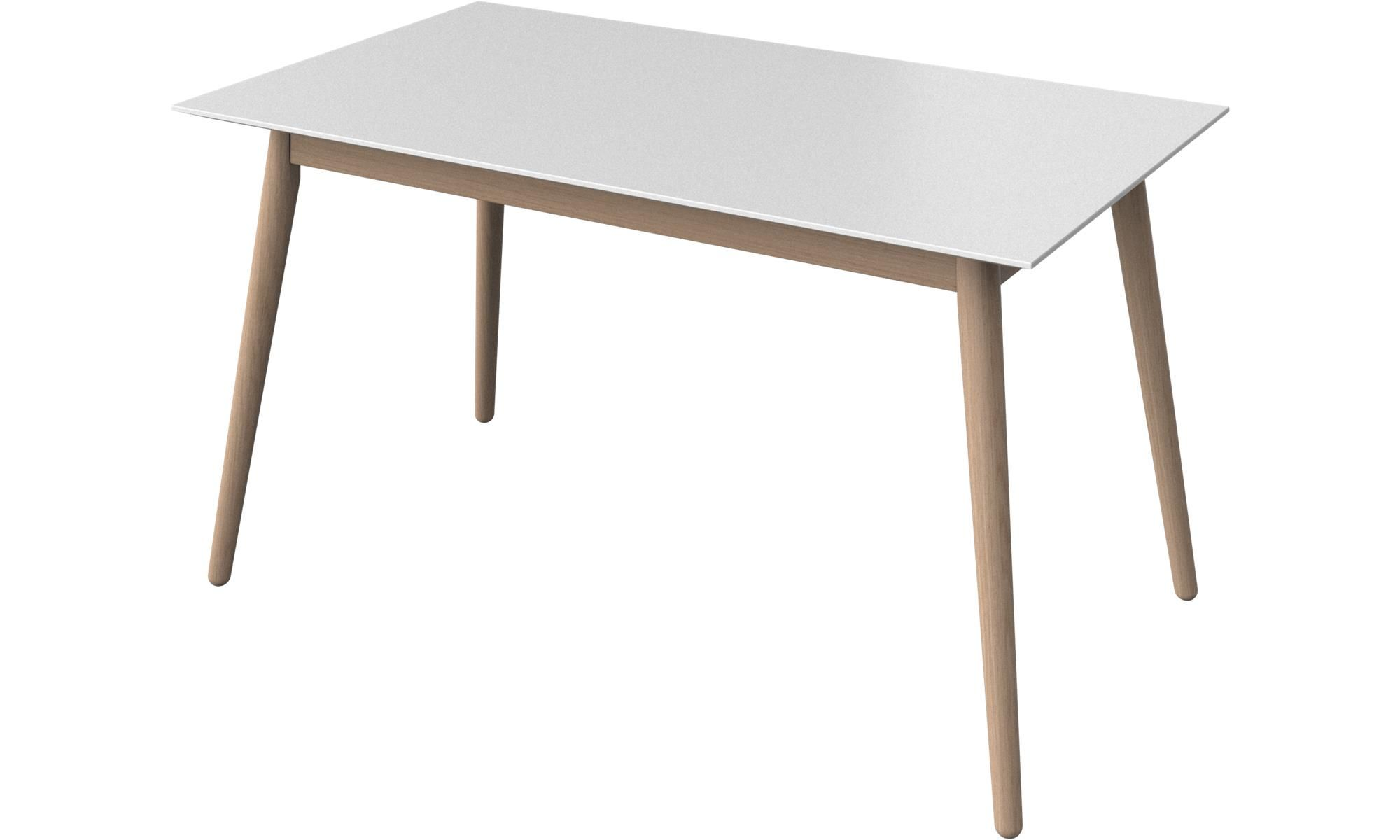 New Designs Milano Table Square White Dining