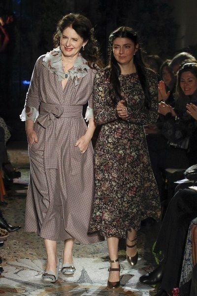 Luisa Beccaria Fall 2017 Fashion Show