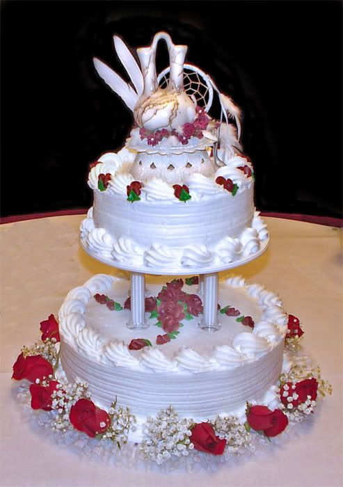 native american wedding cakes american cake wedding cake with american 17715