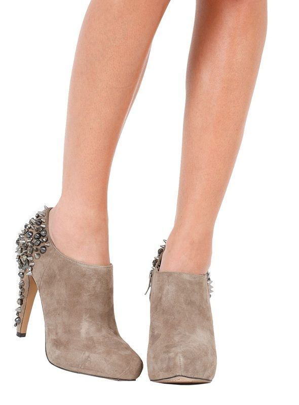 7a8735ab7 Sam Edelman  Renzo Boot in Putty Suede was 250