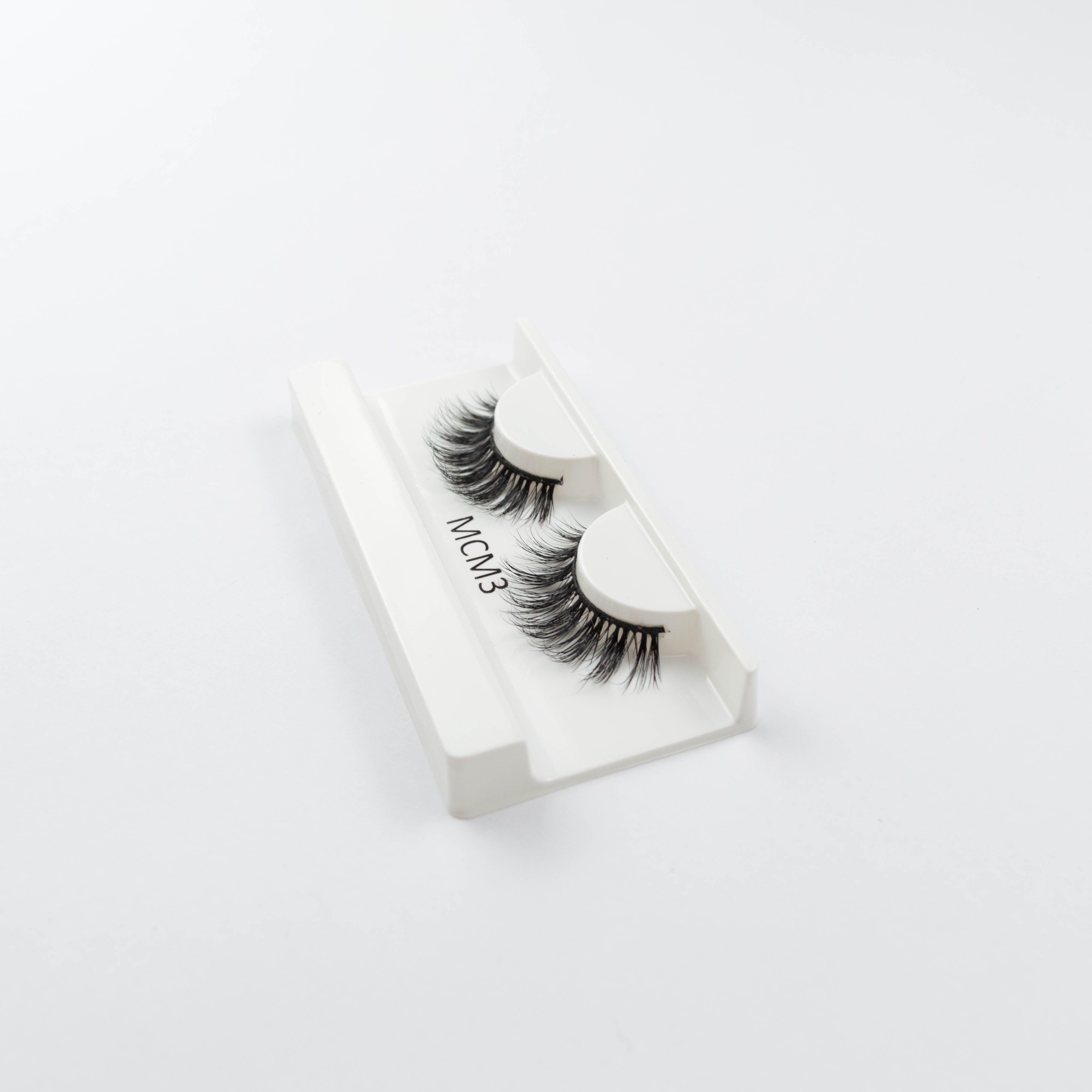 MCM3 Mink Eyelashes in 2020 Mink eyelashes, Lashes