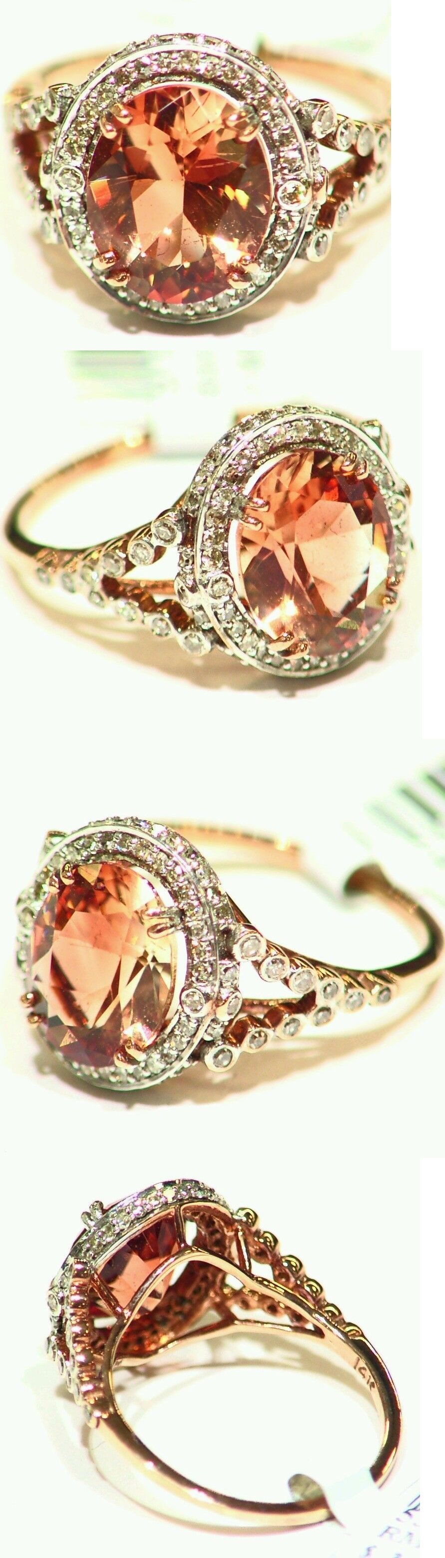 gold order made gemstone peach rings ring solitaire to oregon sunstone engagement p recycled fullxfull il in ethical