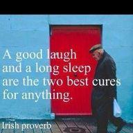 Listen to the irish