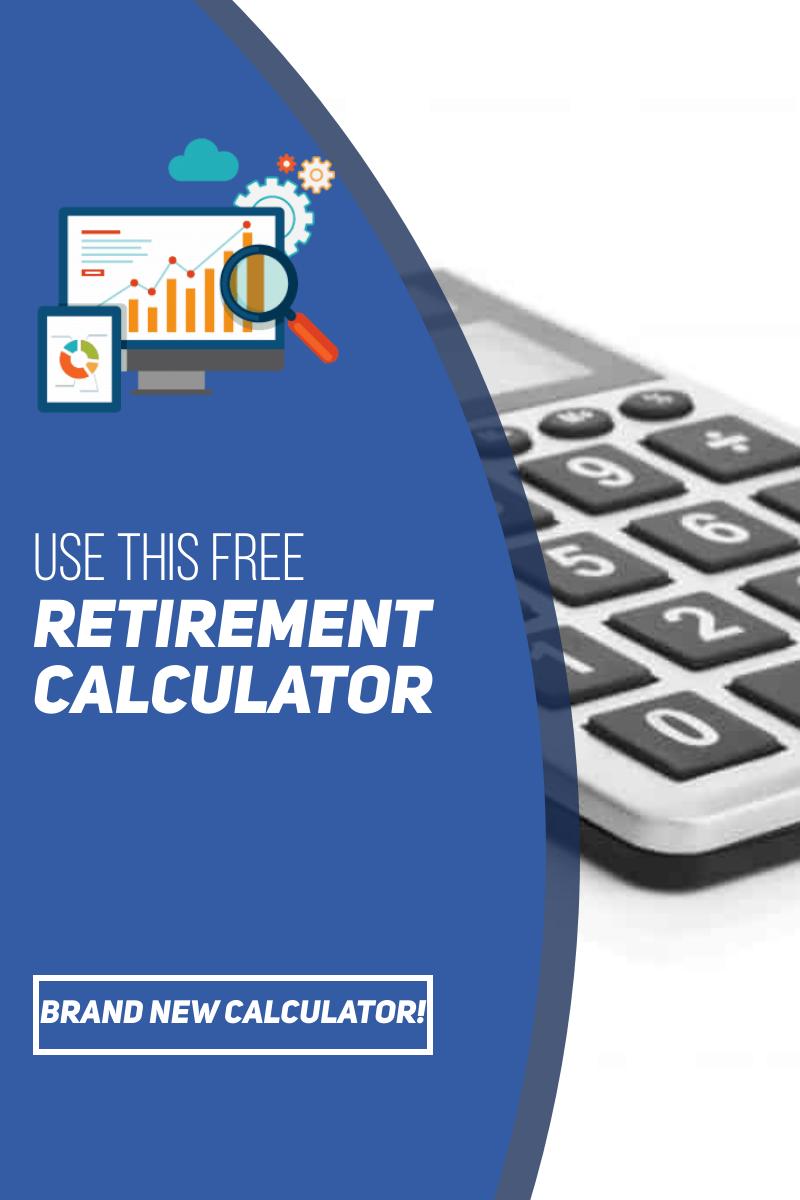 Retirement Calculator In 2020 Retirement Calculator Retirement Money Advice