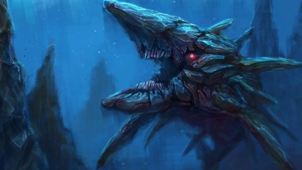 Pin by amirsamarkand3 on Free Sound Effects | Sea monsters
