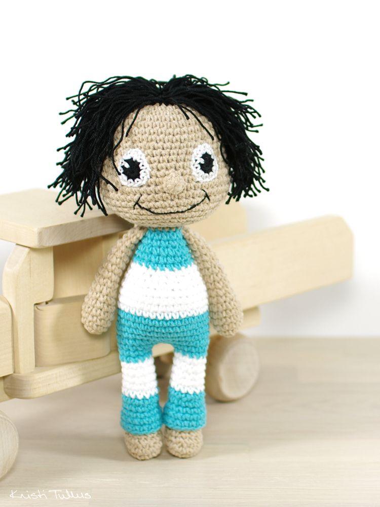 Free crochet pattern: Ragdoll Sipsik aka Raggie// Kristi Tullus ...