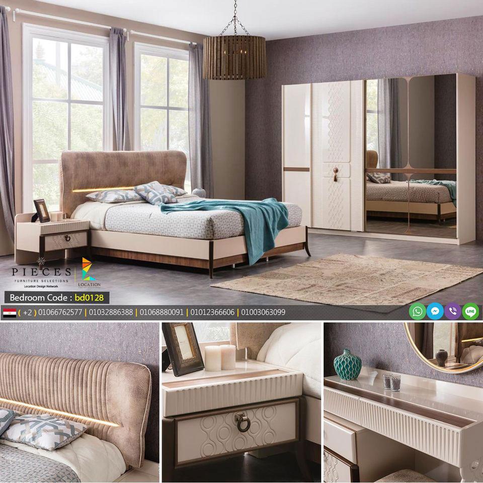 أحدث كتالوج غرف نوم مودرن كامله 2021 غرف نوم مصر Beautiful Bedroom Colors Beautiful Bedrooms Bedroom Colors
