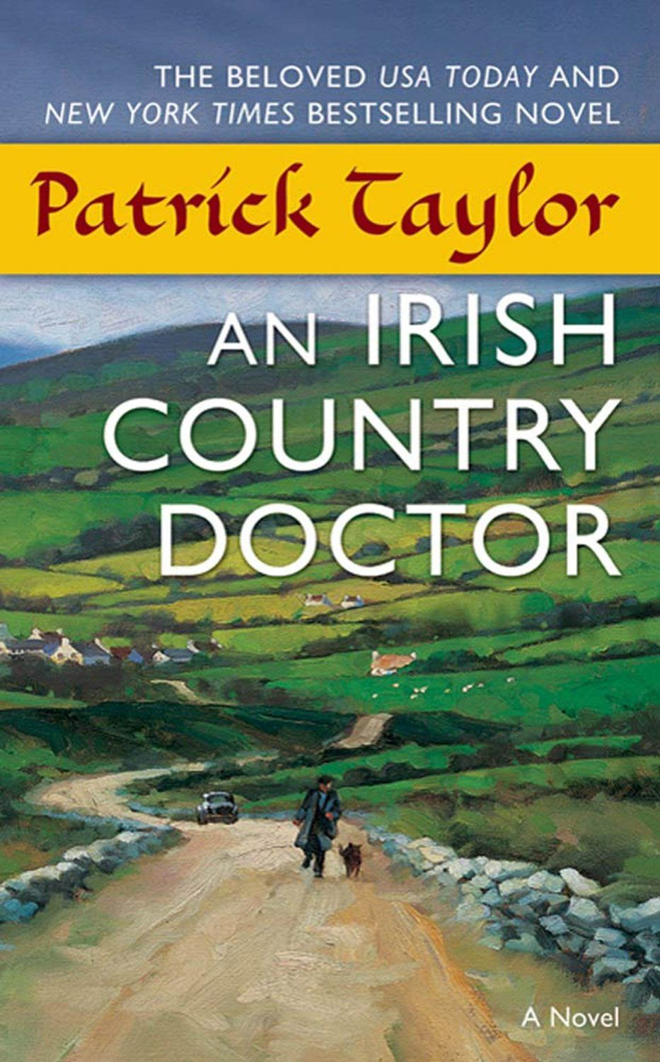 An Irish Country Doctor (Book 1) by Patrick Taylor. Barry