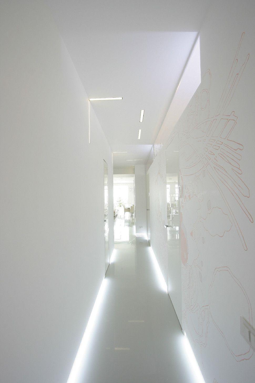 modern hallway lighting. Apartments:Pleasant Hallway Lighting With Modern Amazing Bespoke Wall Art Light Boxes T