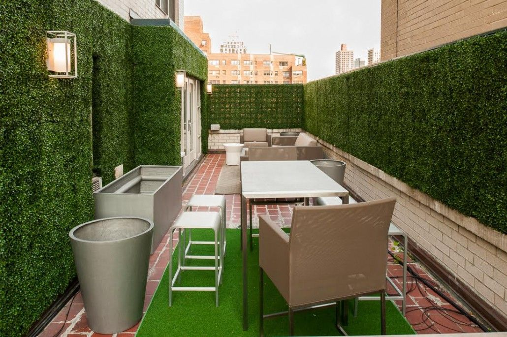 artificial hedges for pleasing and fastest balcony garden on interior using artificial boxwood panels with flowers id=39710