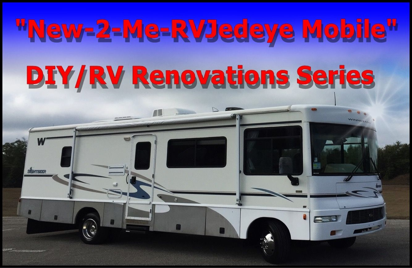"""Pin on RVJedeye Complete Renovation of my """"New2Me"""