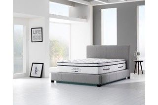 Best Royal Coil Imperial Luxury 2500 Mattress Divan Bed Bed 640 x 480