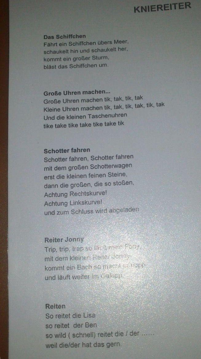 Pin Von Bingbong Auf Morgenkreis Kinder Reime Reime Kindergarten Lieder