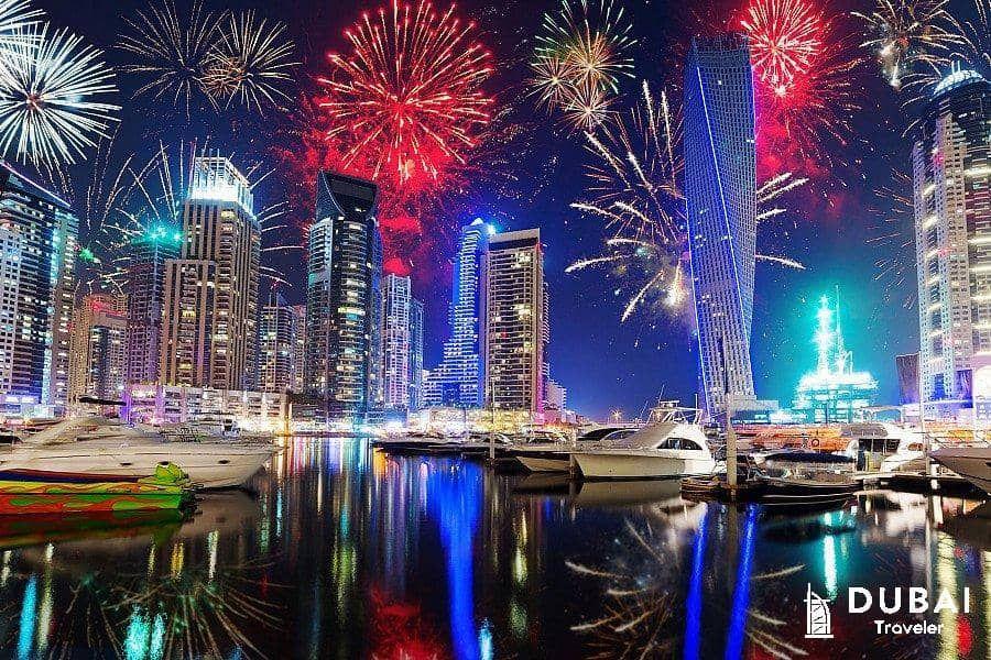 Fireworks to return at this year's Dubai NYE celebrations