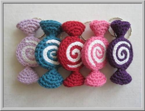 Crochet Sweets Inspiration 4U // hf | CrochetHolic ...