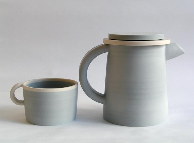 Helene Morbu teapot.