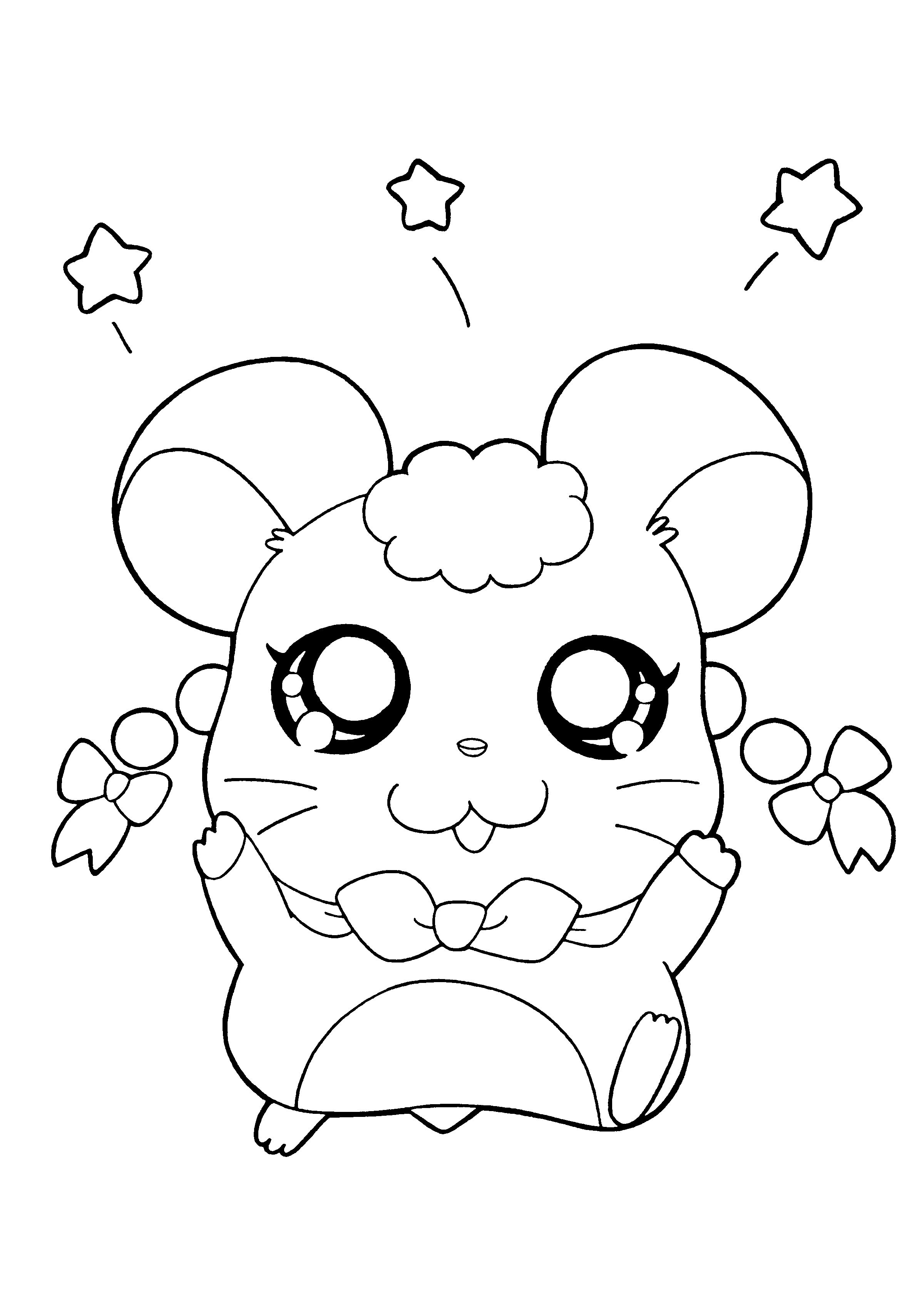 25 Coloring Pages Anime Characters | Coloring Pages | Pinterest ...