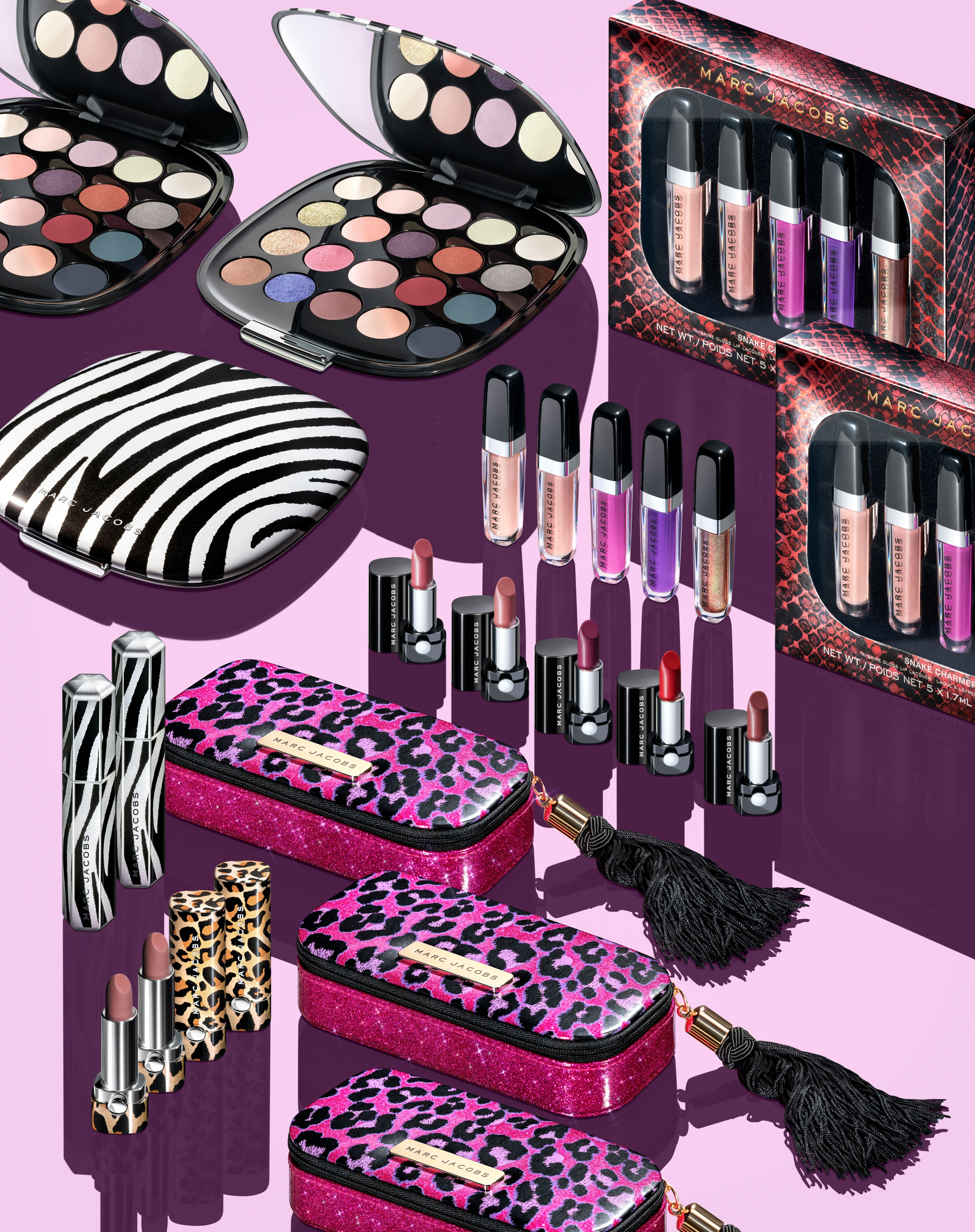 Marc Jacobs Beauty Decadent Beauty Collection for Holiday 2017