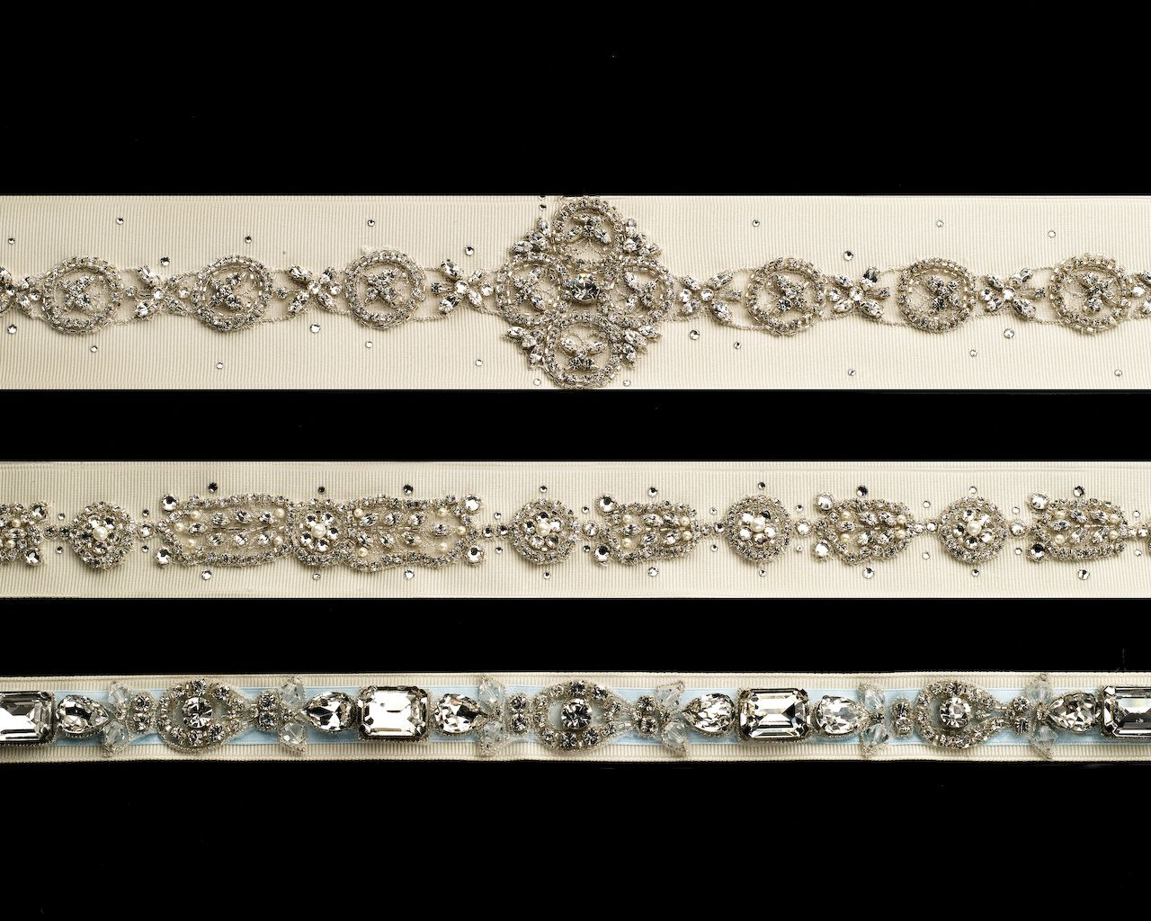 Bridal Belts and Sashes, Homa 2013 Collection