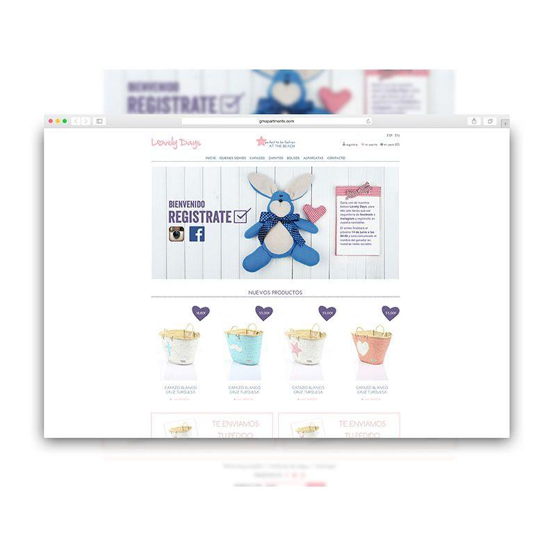 Sattisfactory - Web Lovely Days