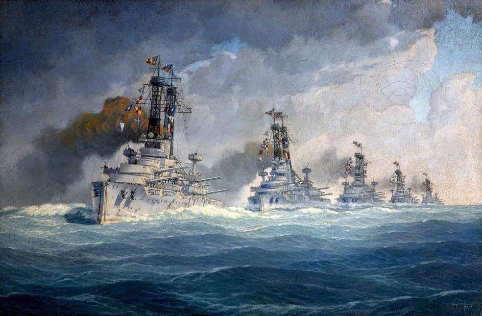 Grand fleet