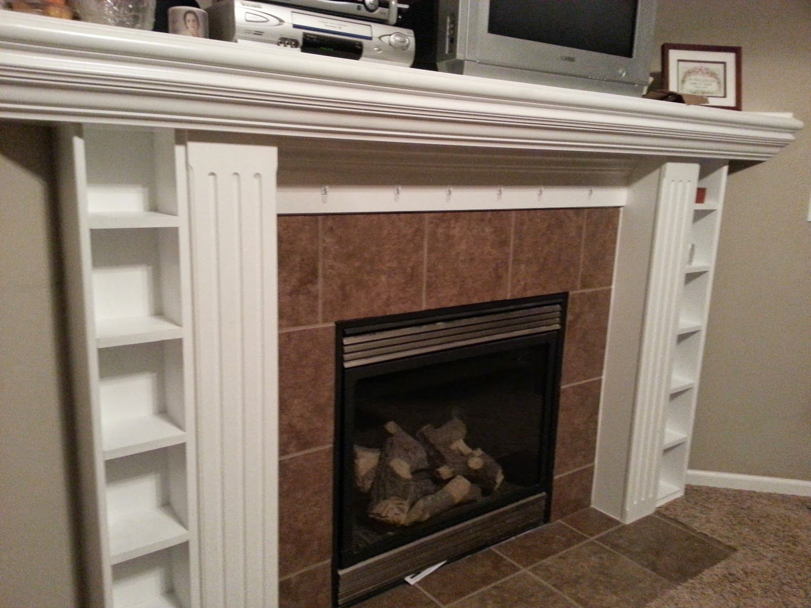 reclaim renew remodel furniture friday fireplace built in for