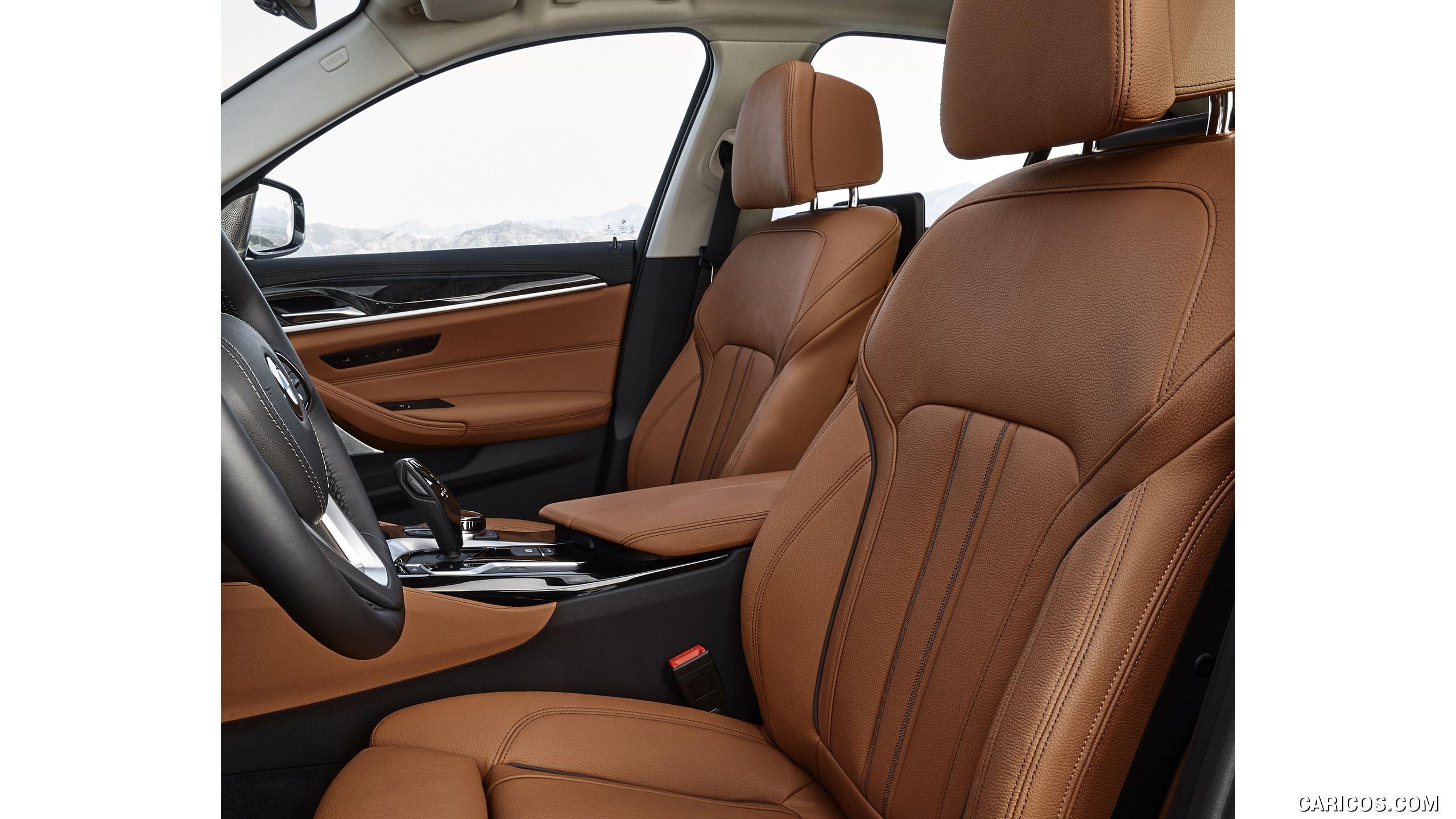 2017 Bmw 5 Series 530d Xdrive Diesel Luxury Line Interior Front
