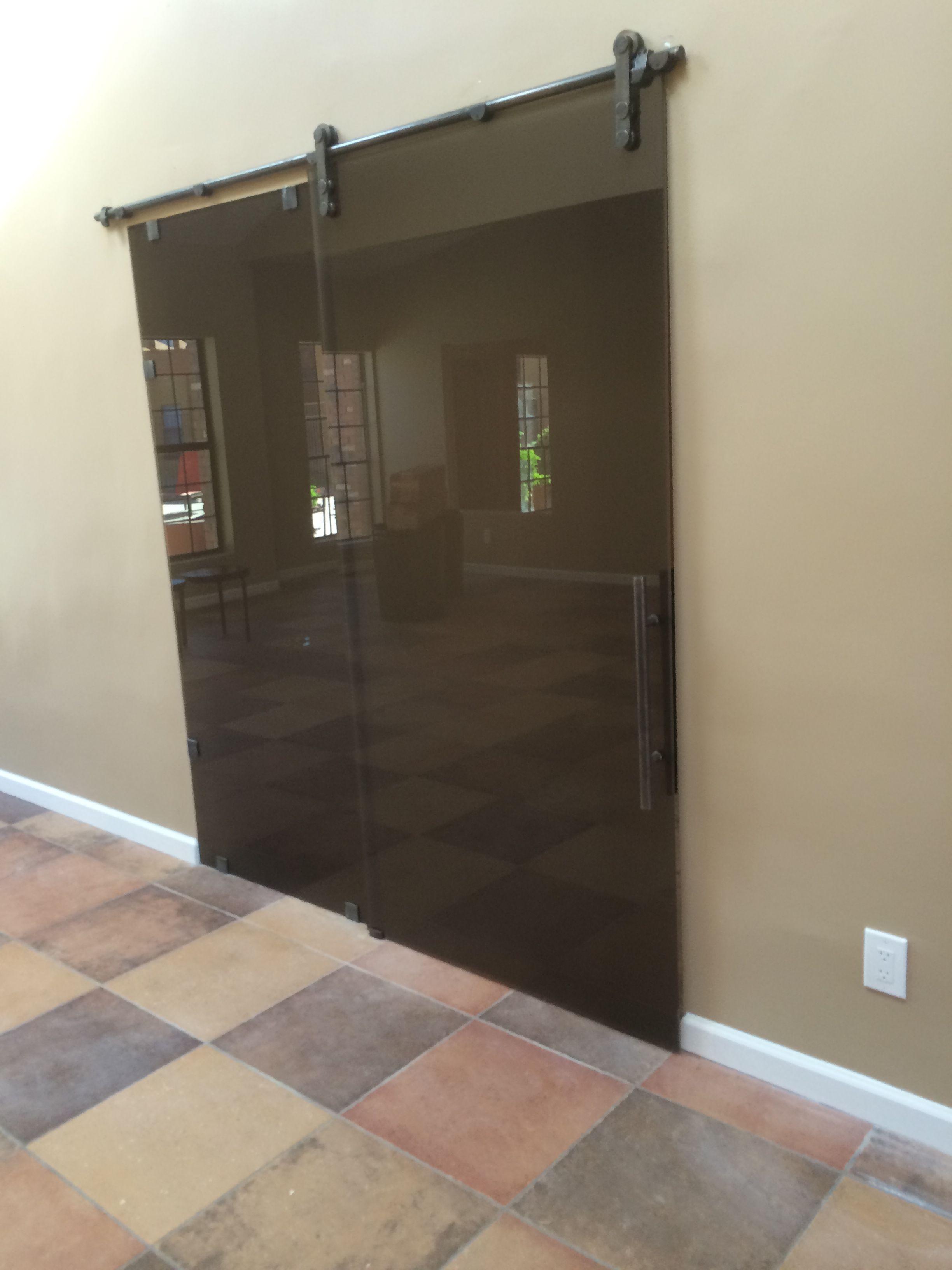 Clean Contemporary Bronze Glass Sliding Doors Sliding Glass Door Glass Door Glass Furniture