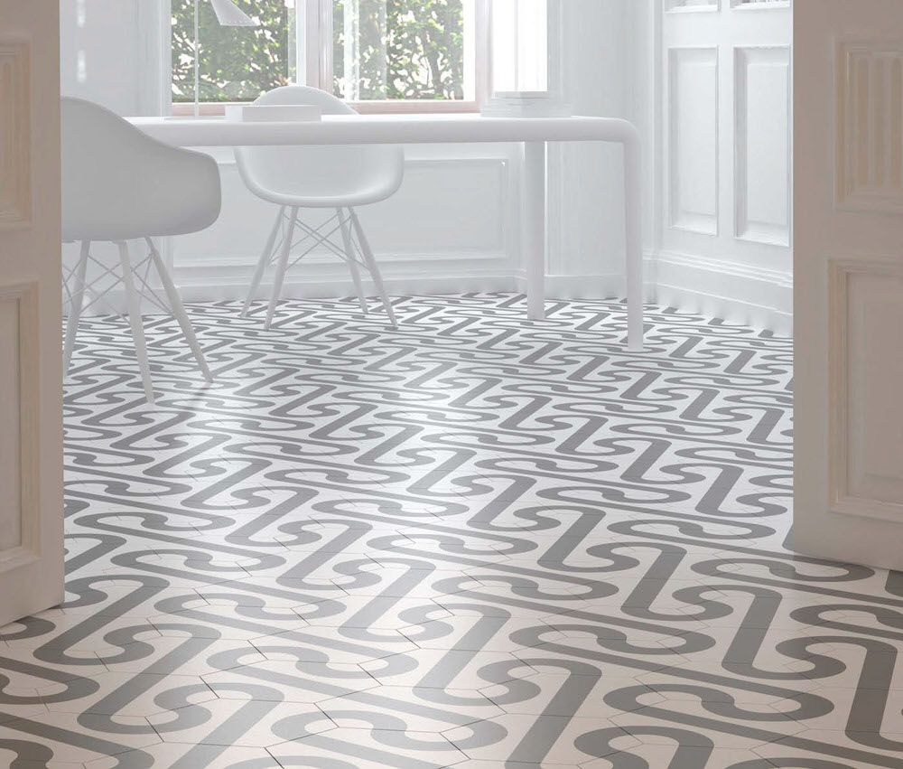 The spanish design studio dsignio have created this deceptively the spanish design studio dsignio have created this deceptively simple hexagonal tile for the peronda group dailygadgetfo Choice Image
