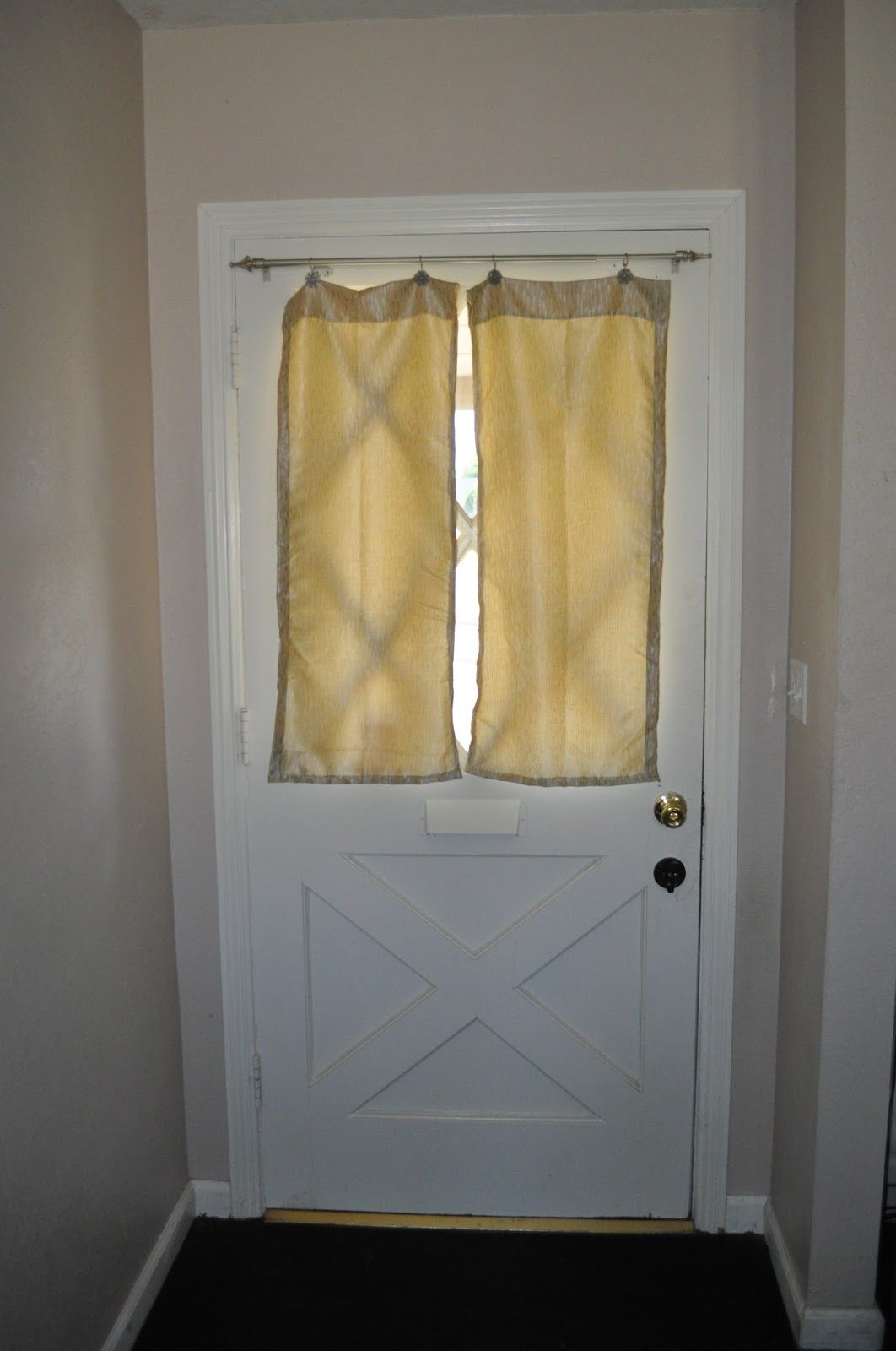 Front Door Shade Screen Httpthewrightstuff Pinterest